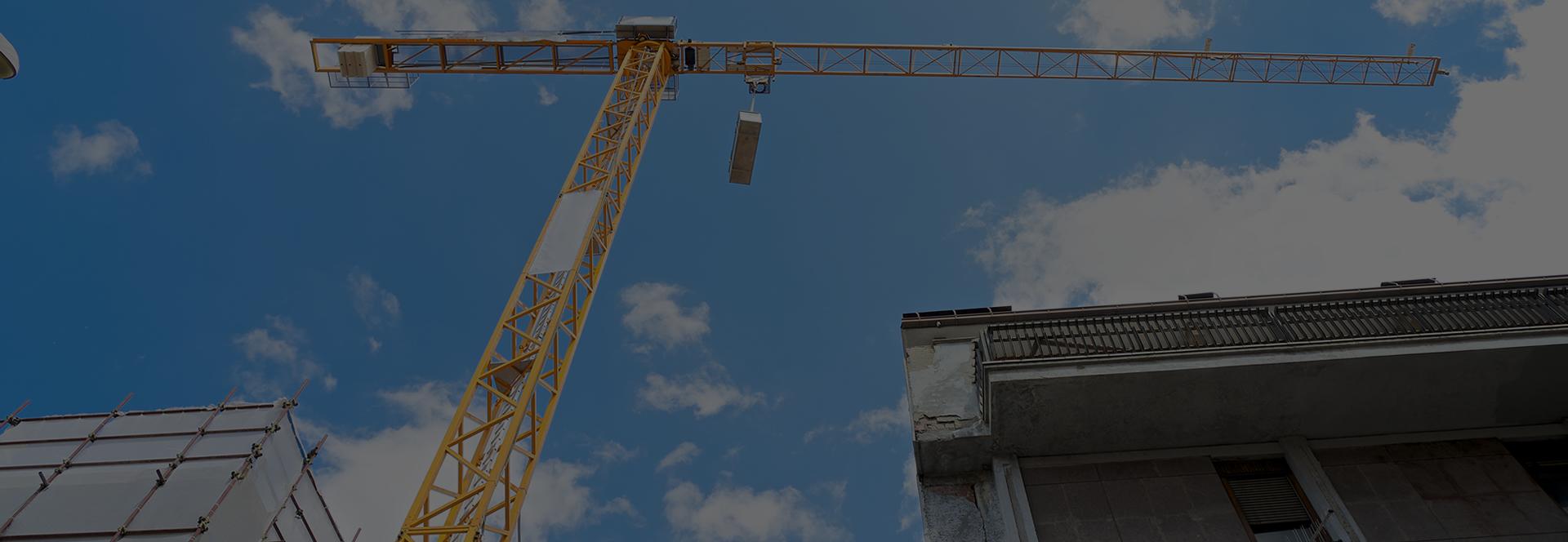 Posiadamy doświadczenie w branży usług budowlanych